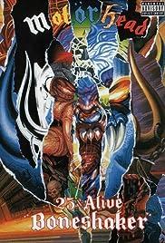 Motörhead: 25 & Alive - Boneshaker Poster