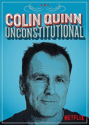 Where to stream Colin Quinn: Unconstitutional