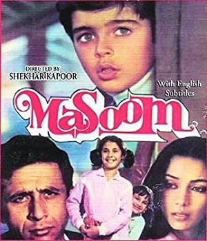 Gulzar (screenplay) Masoom Movie