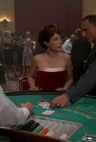 Nana Visitor and Robert Miano in Star Trek: Deep Space Nine (1993)