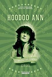 Hoodoo Ann Poster