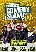 DeMarcus Cousins Presents Boogie's Comedy Slam