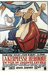 La kermesse héroïque (1936) Poster - Movie Forum, Cast, Reviews