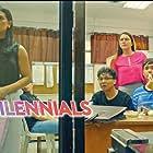Mela Franco Habijan, Chai Fonacier, Nicco Manalo, Ria Atayde, and Fifth Solomon in Manilennials (2019)