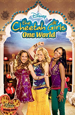 Permalink to Movie The Cheetah Girls: One World (2008)