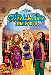 Primary photo for The Cheetah Girls: One World
