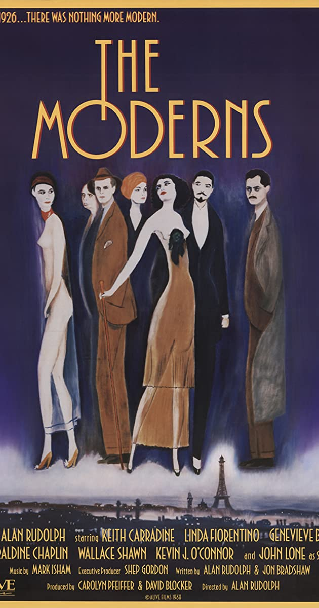 Subtitle of The Moderns