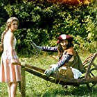 Josef Kemr and Nada Konvalinková in Honza málem králem (1977)