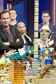 Will Arnett, Tyler Clites, Amy Clites, and Jamie Berard in Dream Park Theme Park (2020)