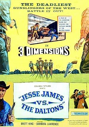 Where to stream Jesse James vs. the Daltons