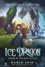 Ice Dragon: Legend of the Blue Daisies Poster