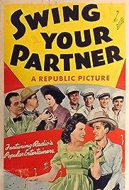 Swing Your Partner Poster
