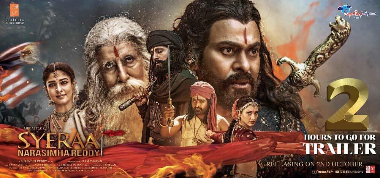 Sye Raa Narsimha Reddy ( 2019 ) Full Movies Download mp4movies | Sye Raa Narsimha full movie download 2019