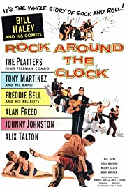 Rock Around the Clock (1956) Poster - Movie Forum, Cast, Reviews