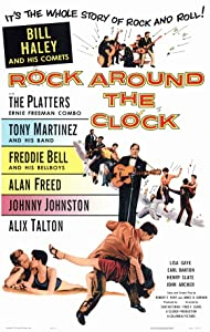Watch free dvd hollywood movies Rock Around the Clock [iTunes]