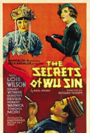 The Secrets of Wu Sin Poster