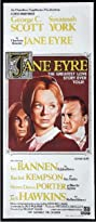 Jane Eyre (1970) Poster