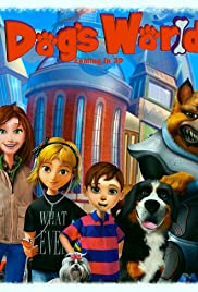 Dog's World Poster