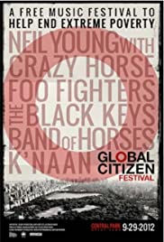 Global Citizen Festival Poster