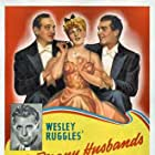 Jean Arthur, Melvyn Douglas, Fred MacMurray, and Wesley Ruggles in Too Many Husbands (1940)