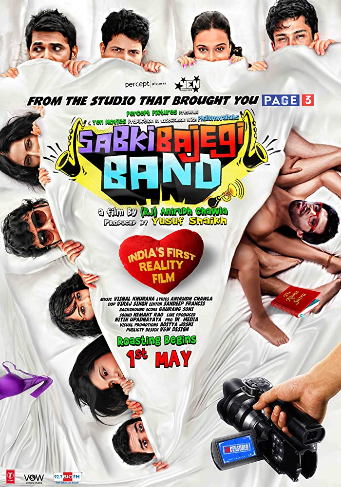 Sabki Bajegi Band (2015) Hindi