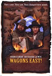 Wagons East (1994) Poster - Movie Forum, Cast, Reviews