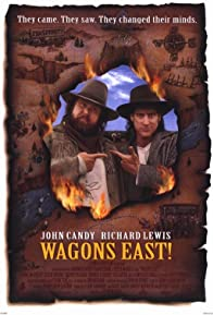 Primary photo for Wagons East