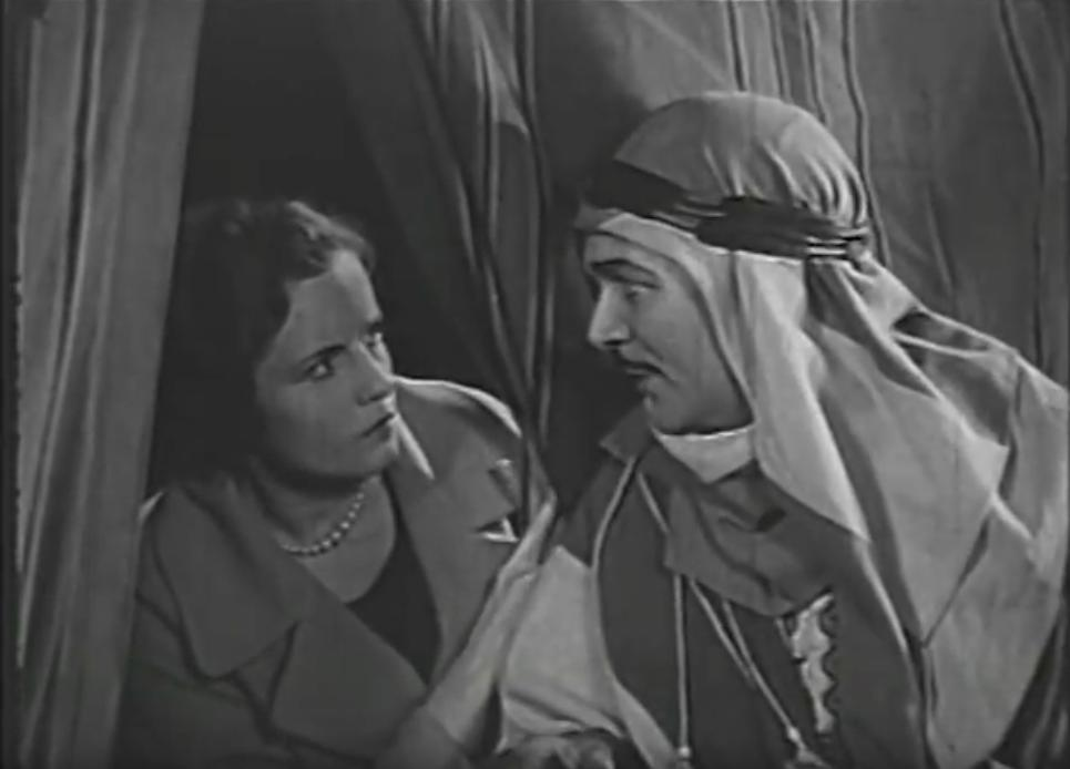 Nora Lane and Walter Miller in King of the Wild (1931)
