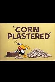 Corn Plastered Poster