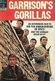 Garrison's Gorillas (1967) Poster - TV Show Forum, Cast, Reviews