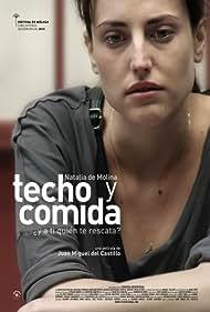 Natalia de Molina in Techo y comida (2015)