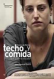 Techo y comida Poster