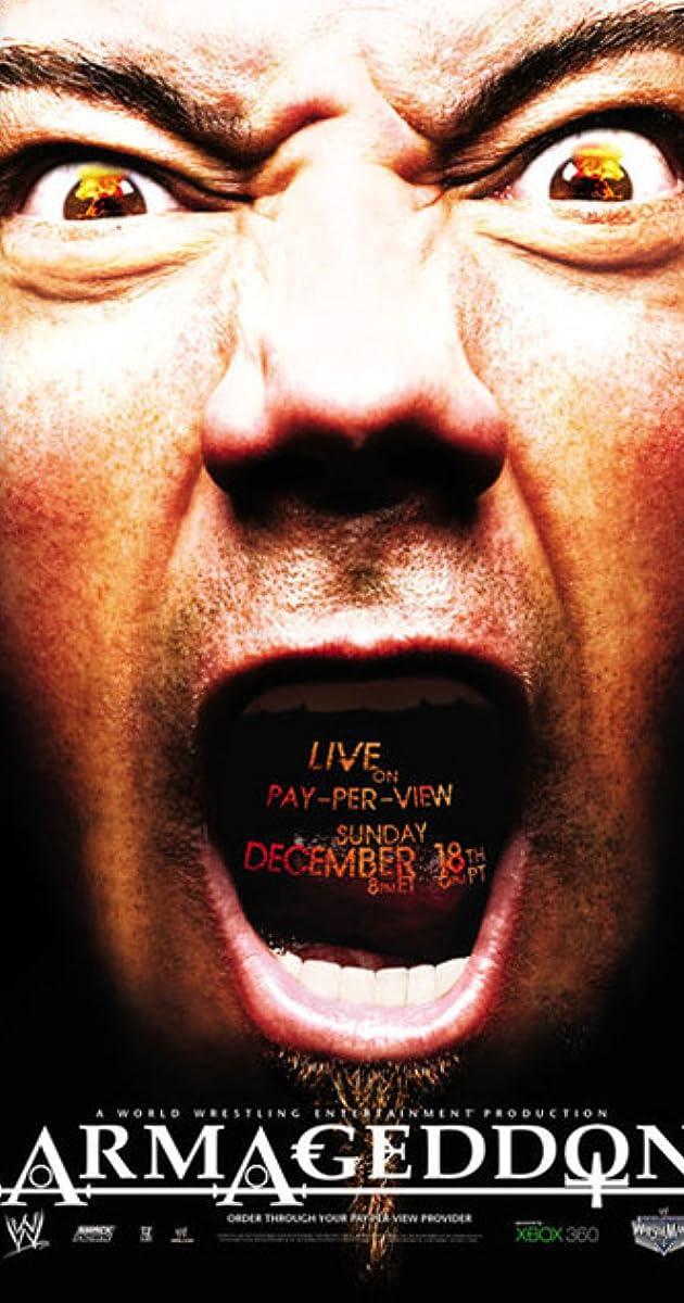 Image result for armageddon 2005 poster