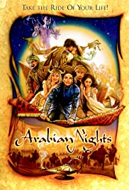 Open Sesame: The Making of 'Arabian Nights' Poster