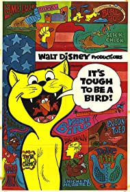 It's Tough to Be a Bird (1969) Poster - Movie Forum, Cast, Reviews