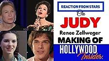Reacción de las estrellas en Judy