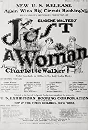 Just a Woman Poster