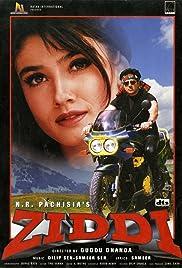 Ziddi (1997) film en francais gratuit