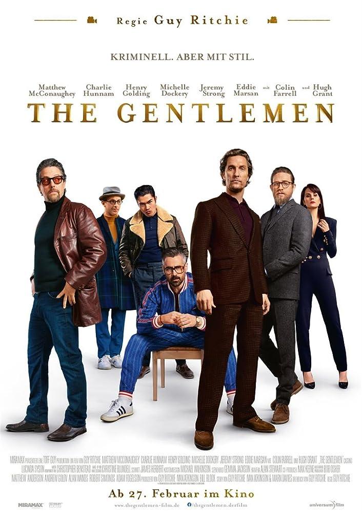The Gentlemen (2019) Subtitle Indonesia