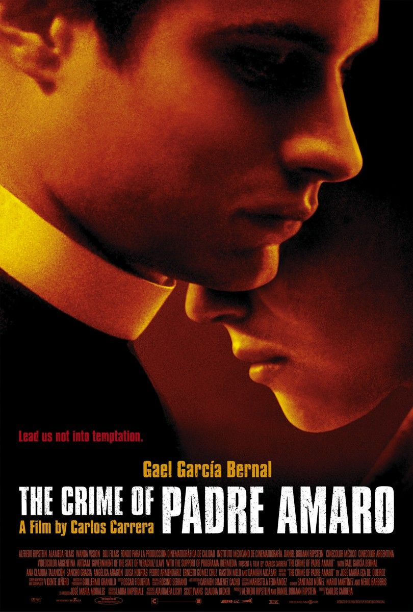 The Crime of Padre Amaro (2002) DVDRip