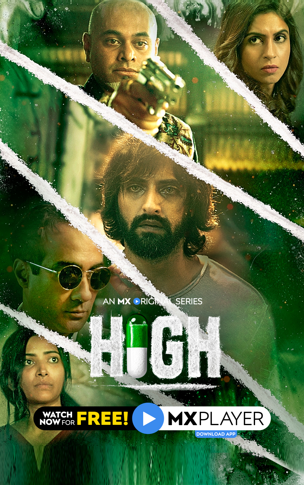 High (2020) Hindi Season 1 MX Original Complete Watch Online HD