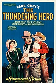 The Thundering Herd Poster