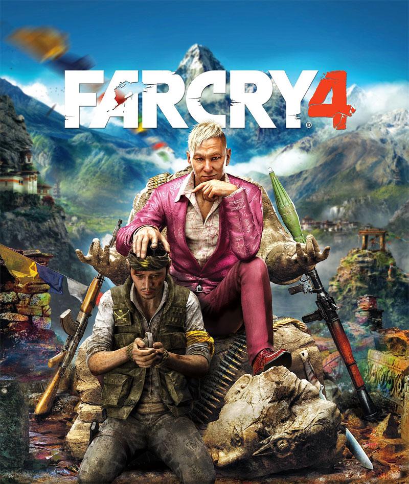 Far Cry 4 Video Game 2014 Imdb