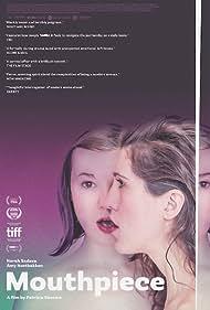 Norah Sadava and Amy Nostbakken in Mouthpiece (2018)