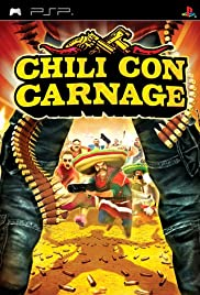 Chili Con Carnage Poster