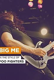 Foo Fighters: Big Me Poster