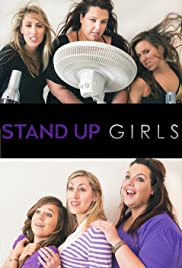 Stand Up Girls Poster