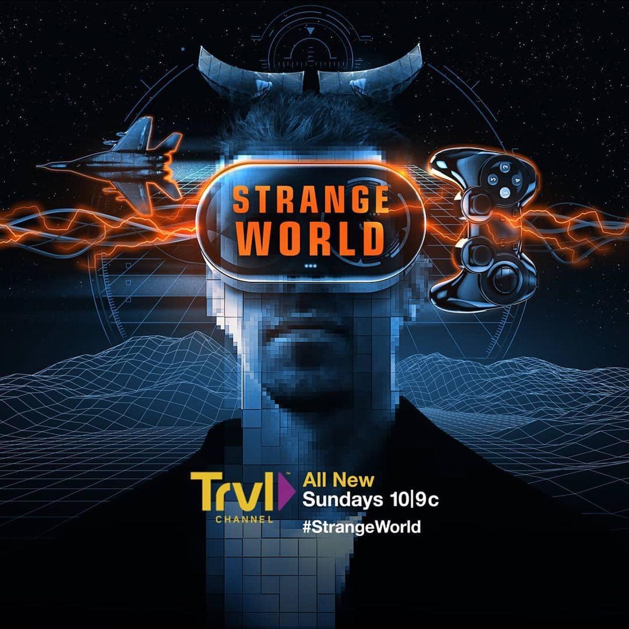 Keistas pasaulis (1 Sezonas) / Strange World Season 1