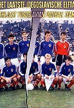 Het laatste Joegoslavische elftal