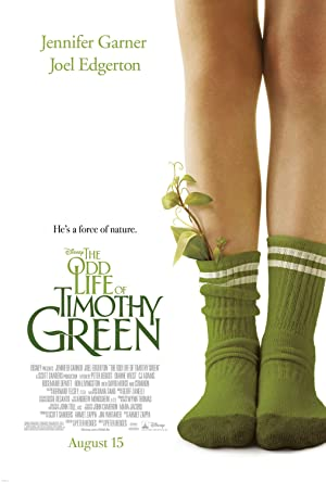 Where to stream The Odd Life of Timothy Green